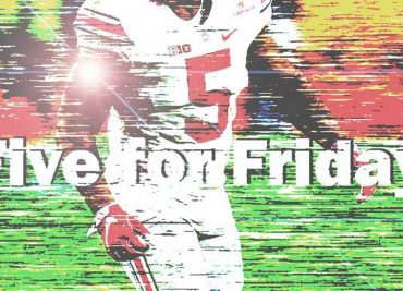 Five for Friday Ohio State Football Ohio State Buckeyes NFL Draft