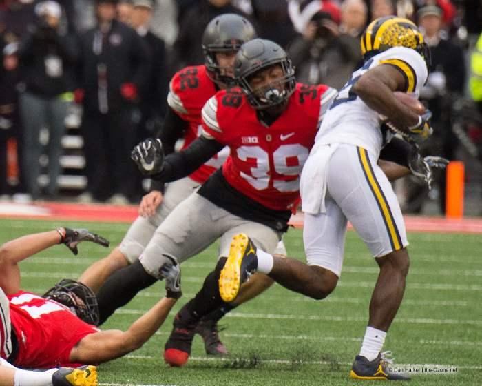 Malik Harrison | Ohio State Buckeyes Linebacker | The-Ozone