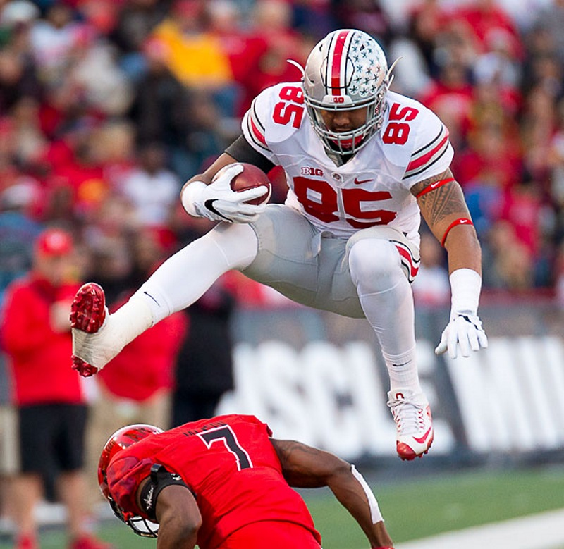 Ranking Ohio State's Top 10 Playmakers on Offense: No. 8