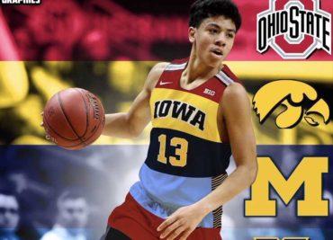 D.J. Carton Ohio State Basketball Recruiting