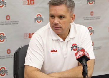 Ohio State basketball head coach Chris Holtmann