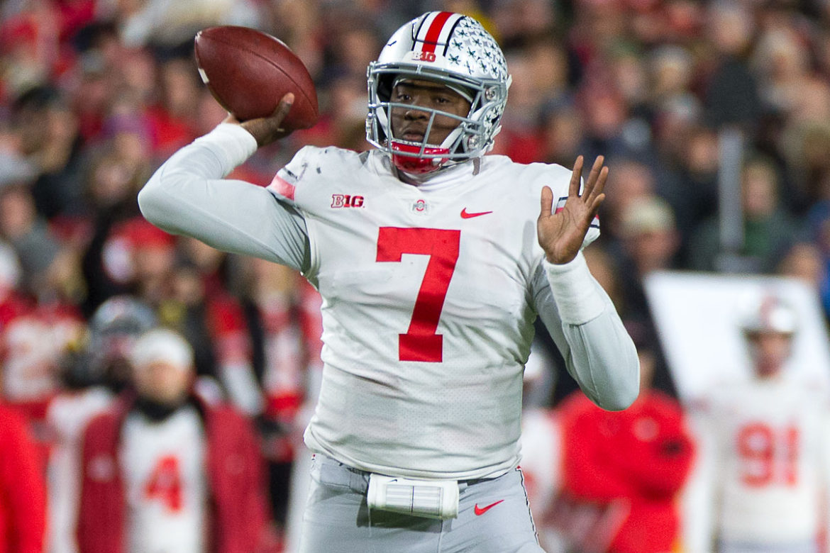 Smith for calling Dwayne Haskins a 'runner' quarterback