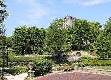 The Ohio State University campus