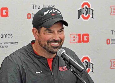 Ohio State football Ryan Day press conference