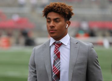 Ohio State football Kamryn Babb
