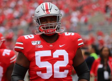 Ohio State football Wyatt Davis