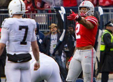 Chase Young Ohio State Buckeyes Defensive End
