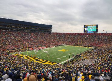 Michigan Stadium Michigan Wolverines football