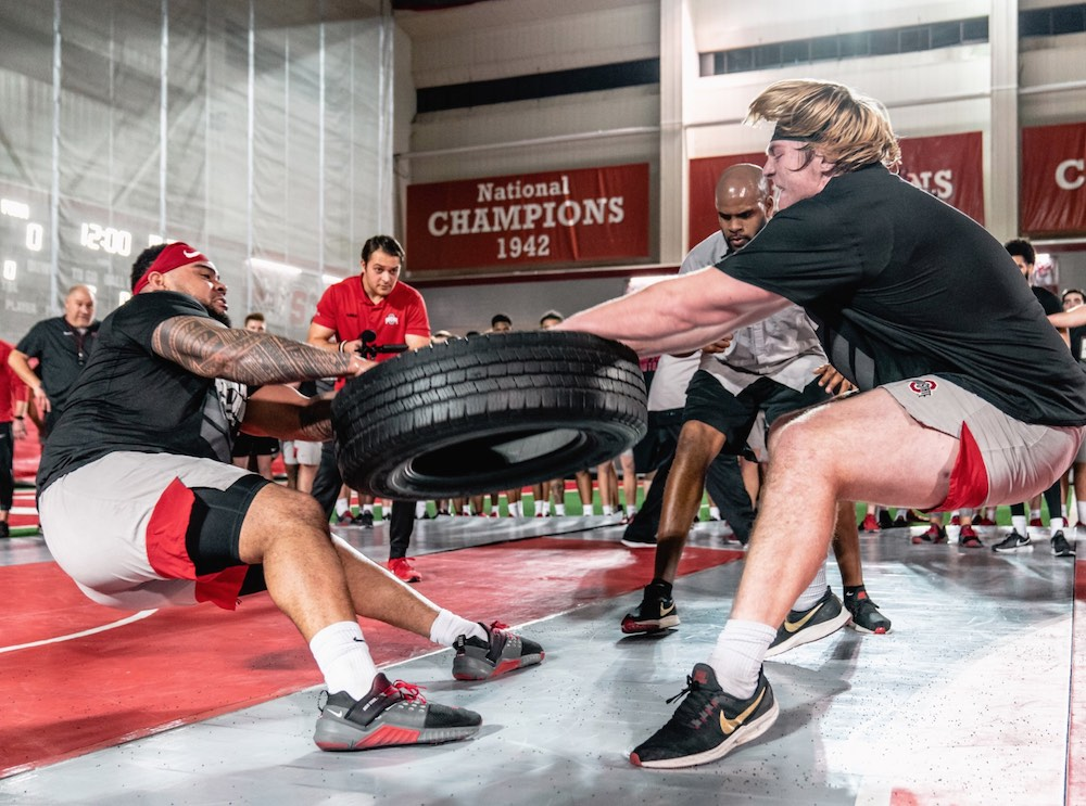 Ohio State Pauses All Voluntary Workouts Following Recent COVID-19 Testing Results