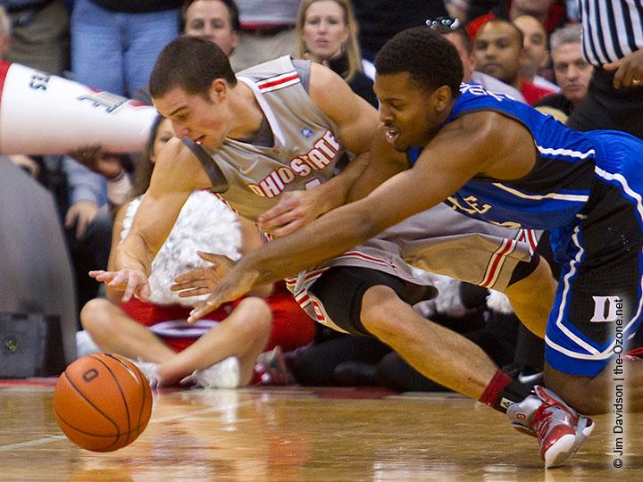 Ohio State basketball Aaron Craft