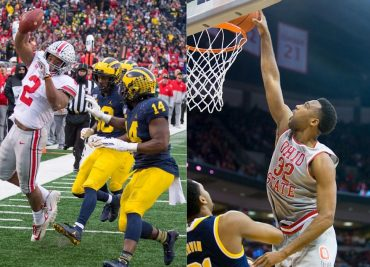 Ohio State Michigan Just Like Football