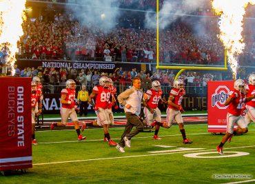Ohio State football photos Urban Meyer Buckeyes