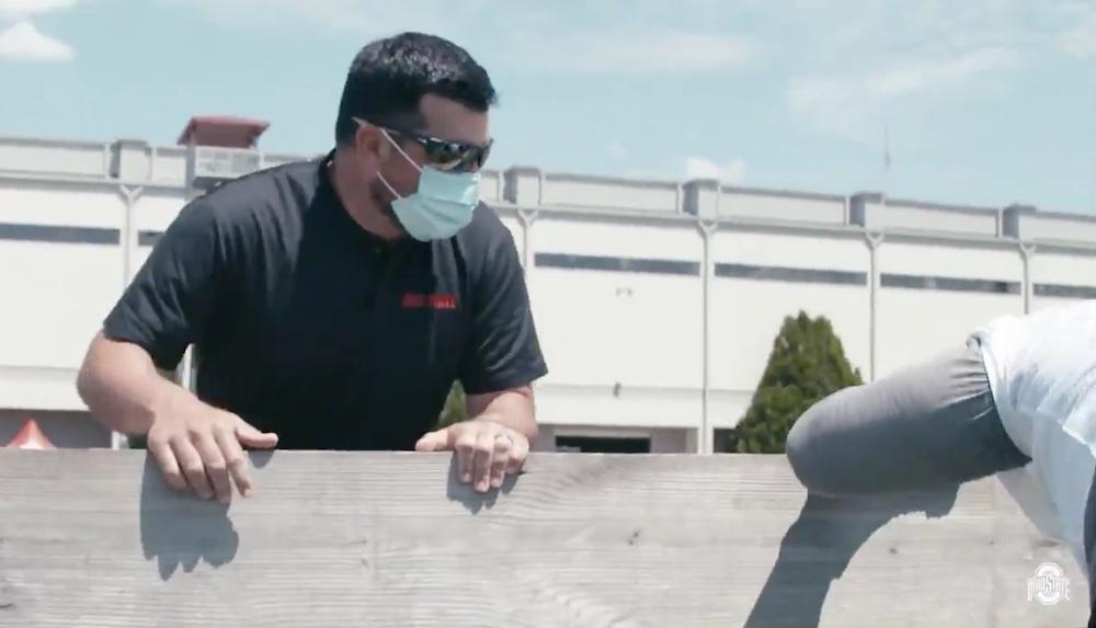 Ohio State football hype video