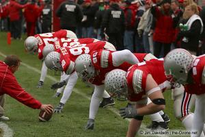 013 Defensive Line Pregame Ohio State Michigan 2002