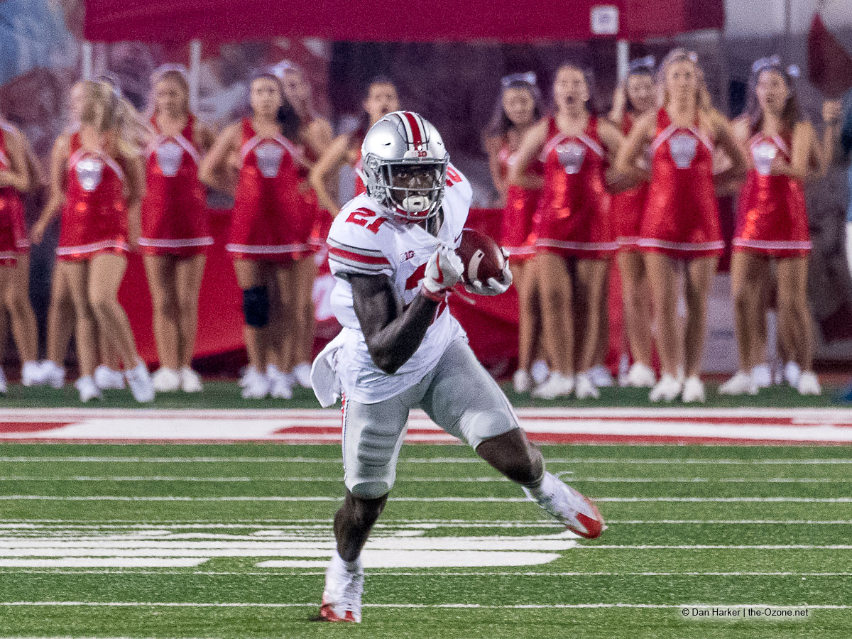 Ohio State - 2014-2018 WR - Parris Campbell Jr.  9798e7660
