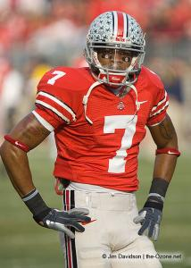 009 Ted Ginn Ohio State Michigan 2007 The Game football