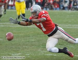 023 Ted Ginn Ohio State Michigan 2007 The Game football