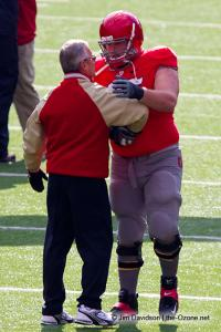 019 Justin Boren Jim Tressel Ohio State football Michigan 2010