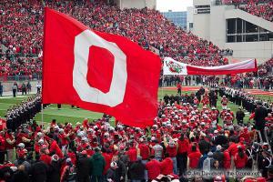 014 Pregame Ohio State Michigan 2012