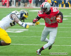 025 Michael Thomas Ohio State Michigan 2012