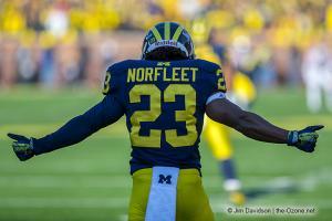 030 Dennis Norfleet Ohio State Michigan 2013