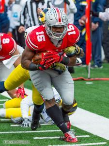 028 Ezekiel Elliott Ohio State Michigan 2014