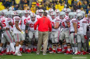 002 Pregame Ohio State Michigan 2015