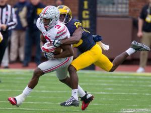 017 Michael Thomas Ohio State Michigan 2015