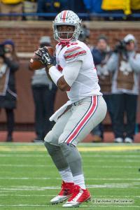 018 JT Barrett Ohio State Michigan 2015