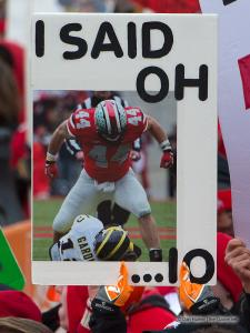 003 College Gameday Ohio State Michigan 2016