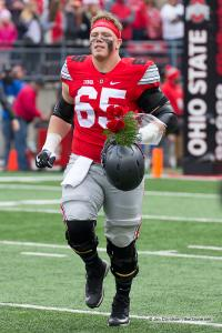 019 Pat Elflein Ohio State Michigan 2016