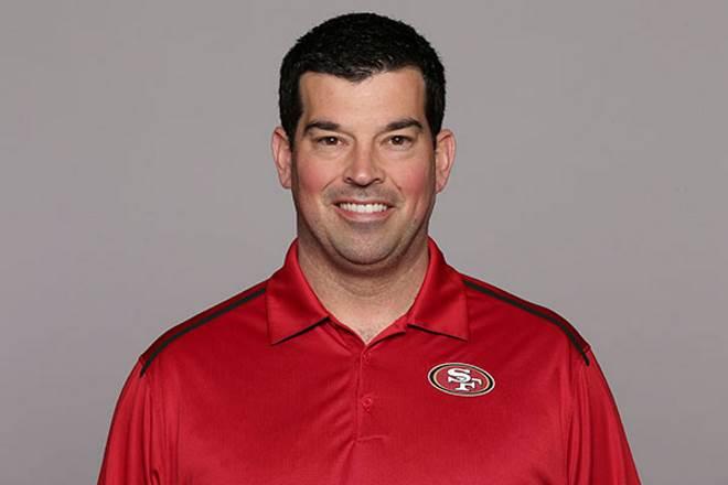Ryan Day Ohio State Quarterbacks Coach