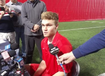 Tate Martell On Why He Chose Ohio State