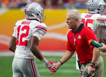 Kerry Coombs Denzel Ward