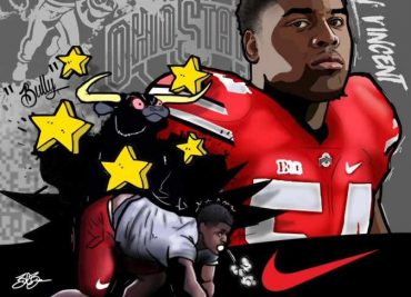 Taron Vincent commits to Ohio State