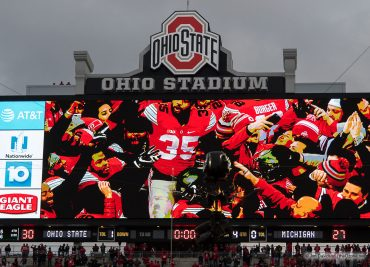 Ohio Stadium Scoreboard