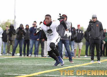 Dallas Gant at The Opening via Student Sports