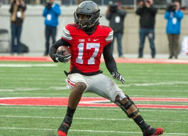 Jerome Baker Ohio State Football Buckeyes NFL Draft