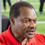 Ohio State defensive line coach Larry Johnson