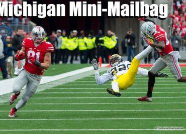 Ohio State - Michigan Mailbag