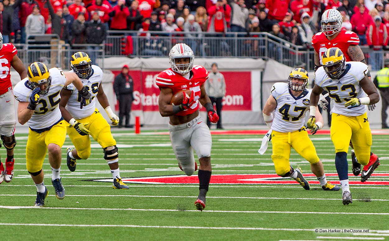 Ohio State Schedule 2018 2019 >> Ohio State Buckeyes Open as 7-Point Favorite Over Michigan Wolverines
