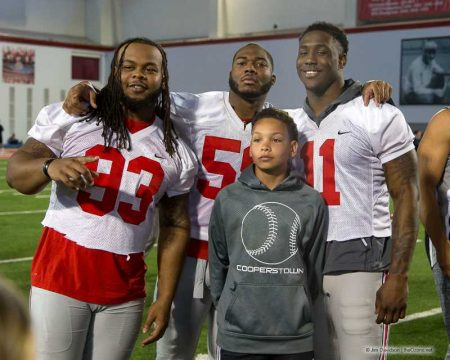 Jalyn Holmes' Tough Love: 'It Was Either Be at Ohio State or Be ...