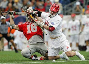 Ohio State Men's Lacrosse vs Maryland