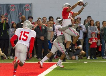 Ohio State safety Wayne Davis