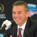 Ohio State head football coach Urban Meyer