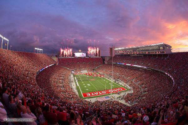 Image result for ohio Stadium