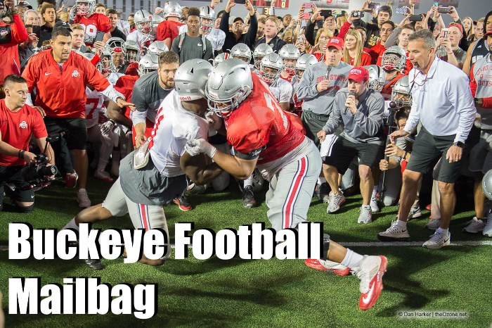 Ohio State Buckeye Football Mailbag