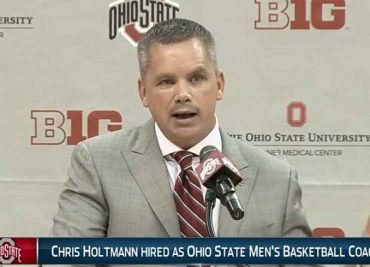 Chris Holtmann Intro BTN