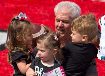 Kerry Coombs Grandkids