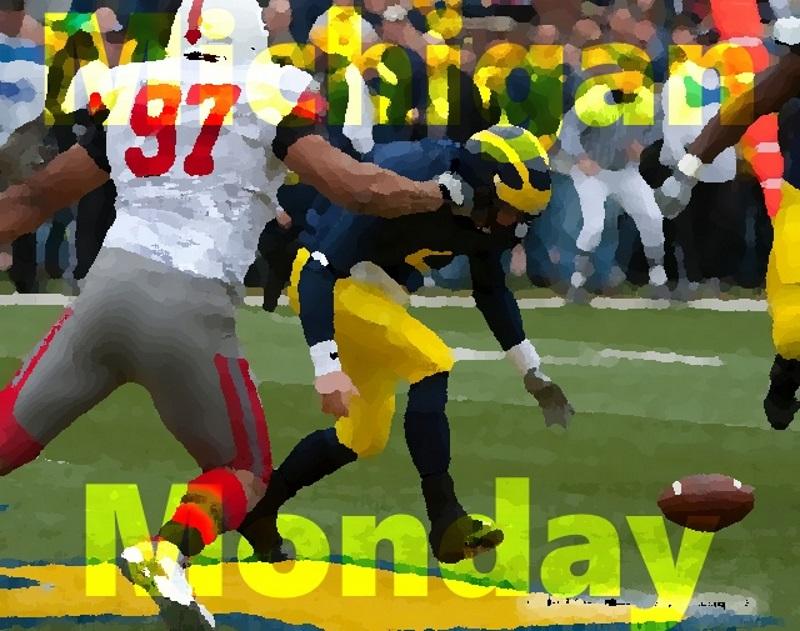 Michigan Football Michigan Monday